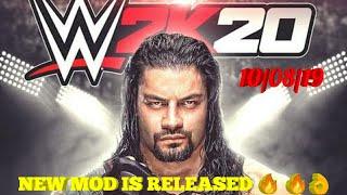 Wr3D Wwe 2K20 Mod Download Apk