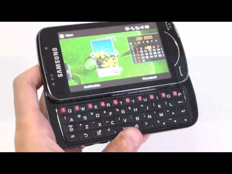 Samsung OmniaPRO B7610 Превю