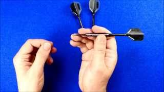 Harrows Black ICE 24g darts review