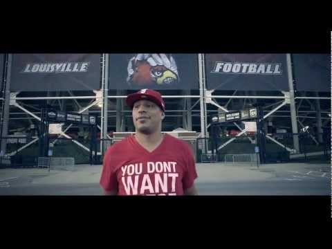 Louisville Football Music Video - B Simm - You Don't Want These Cards