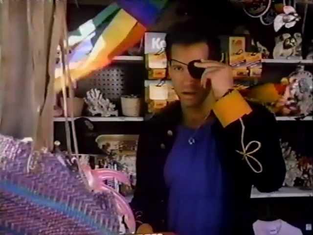 Cocoon The Return 1988 TV spot