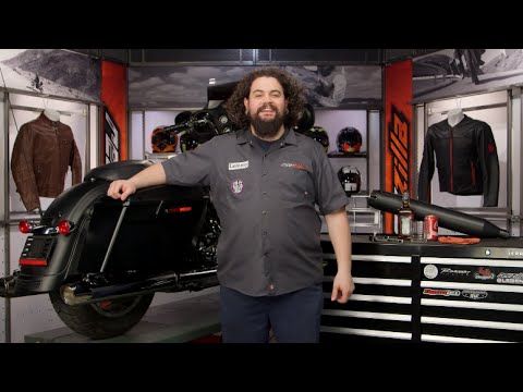 Thumbnail for How To Install Mufflers for Harley Touring