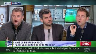 After Foot du lundi 11/12 – Partie 1/6 - L'avis tranché de Pierre Ducrocq sur le tirage au sort