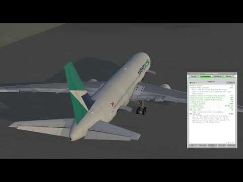Let's Fly: X-Plane 11 - Boeing 767-300-ER [FlightFactor/VMAX] - Brussels to Gatwick - Part 1