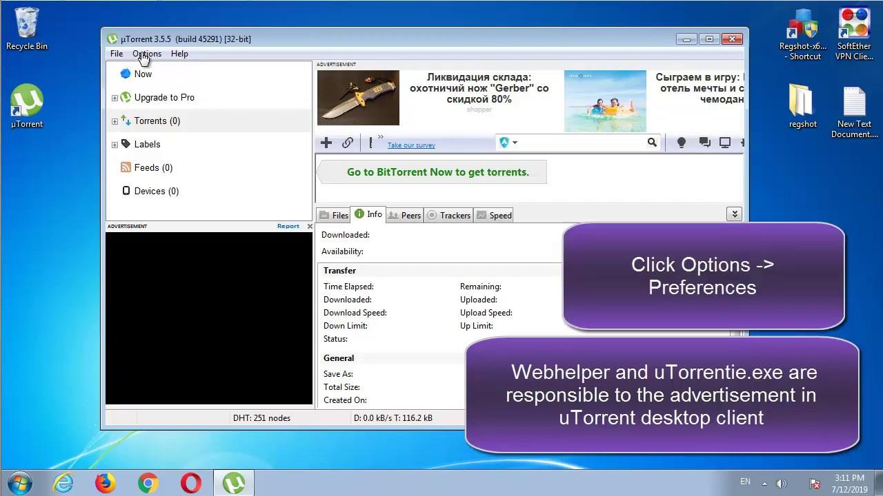 How To Remove Webhelper And Utorrentie Exe July 2019 Youtube