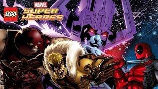 LEGO: Marvel Super Heroes - Unlocking Gold Bricks - Part 15