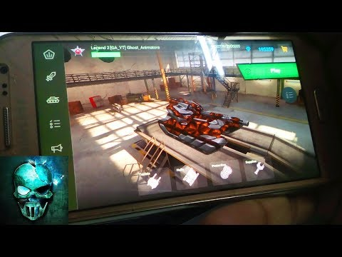 Tanki Online - Official Mobile Version (Android) Gameplay, Interface & Review!