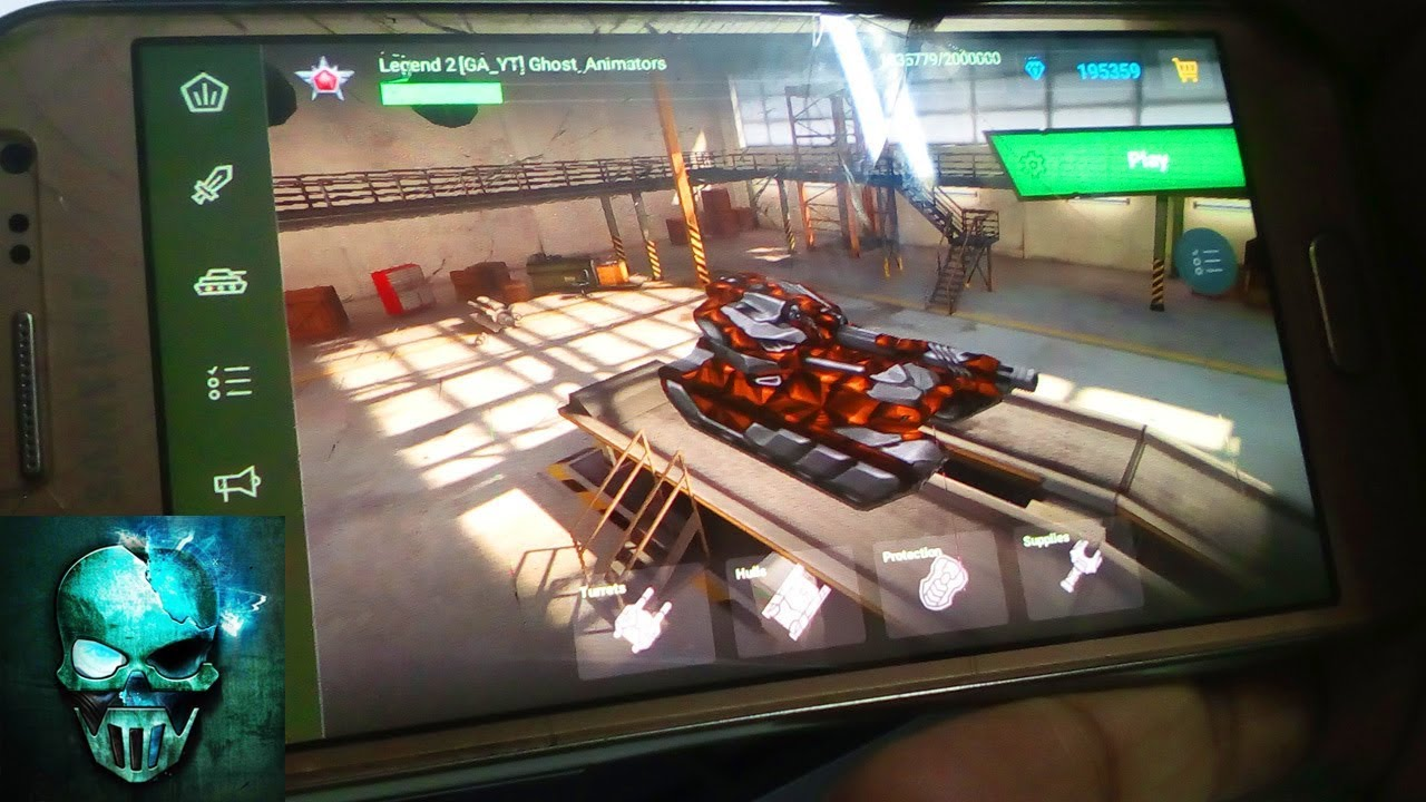 tanki online android