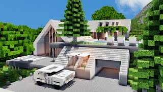 Minecraft - LE CHALET DU LUXE  !! :O