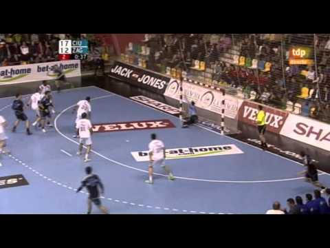 Renovalia Ciudad Real - HC Croatia Osiguranje Zagreb - Liga de Campeones 10-11