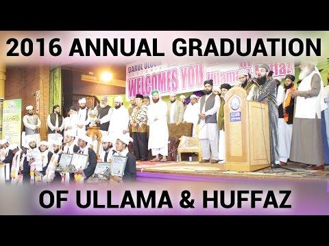 Darul Uloom Pretoria Annual Graduation 2016