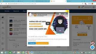 Cách đăng ký tài khoản Accesstrade kiếm tiền Tiếp thị liên kết