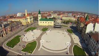 Plimbare prin Oradea (Exclusiv in Romania)