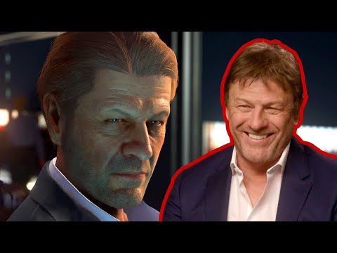 Sean Bean Sees Himself in Hitman 2 for the First Time