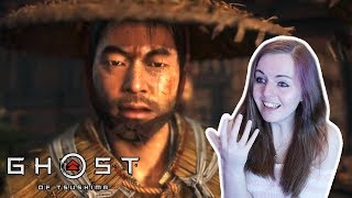 OMG SO SAVAGE! | Ghost of Tsushima E3 Trailer Reaction!