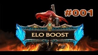 LoL | ELO BOOST EvilChallenge - Riven | #001 Deutsch HD(, 2013-09-16T12:05:30.000Z)