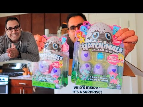 Thumbnail: Hatchimals CollEGGtibles are Here!!!