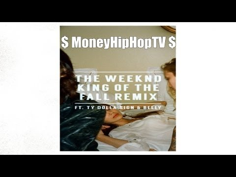 The Weeknd - King of the Fall (Remix) ft. Ty Dolla $ign & Belly.