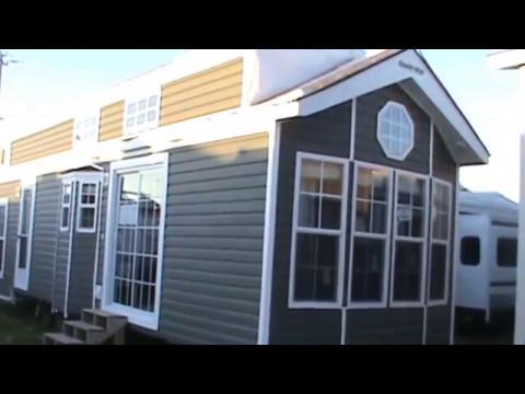 2017 Quailridge 40mlfd 3t Park Model Tiny House