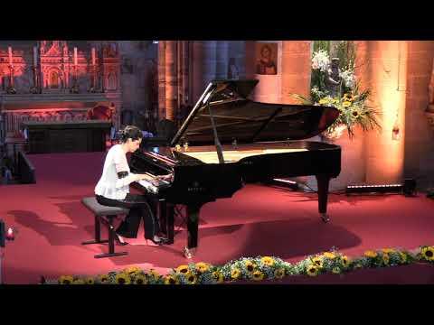 Ana Kipiani - Prokofiev sonata no 3 - Auvers sur Oise