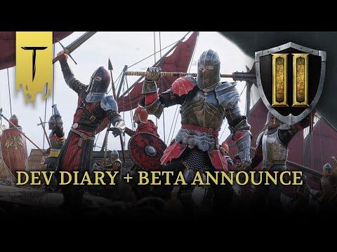 Chivalry 2 - Beta Announce | Release Date | Dev Diary