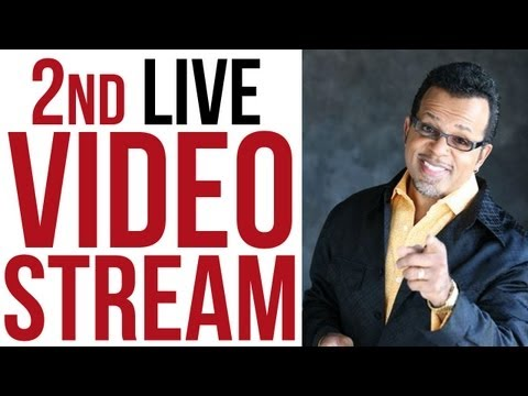 """2nd Live Video Stream - Astro-theology,"""" the biblical """"New Age"""" Jesus hinted about - Carlton Pearson"""