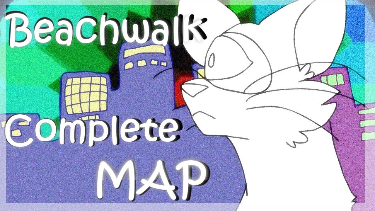 Download Beachwalk | OC palette MAP | COMPLETE