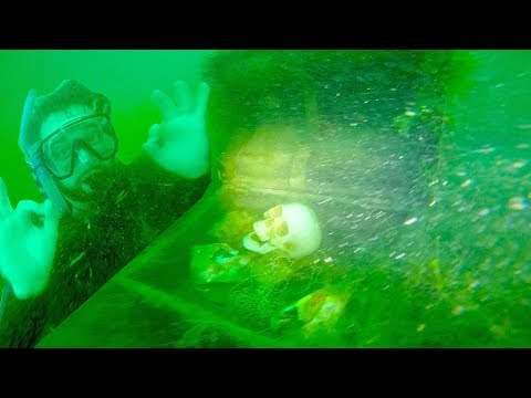 WE FOUND A REAL SUNKEN TREASURE CHEST! EPIC HUNT FOR PIRATE GOLD PIECES OF EIGHT!