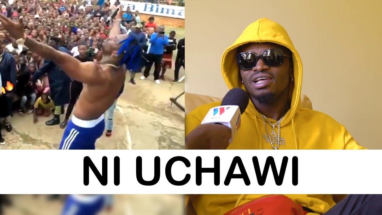 Ukweli Wote Diamond Kuanguka Stejini, Asimulia ilivyokuwa Mwanzo Mwisho