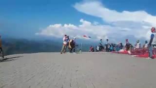 Paragliding Trip Of Indonesia (Troi) 2016 Seri 3 tanggal 1 s/d 4 September 2016 Desa Mantar Kec. Pot