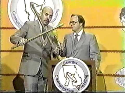 Gary Hart & Dusty Rhodes Part 1