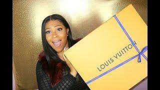 Luxury Unboxing | Louis Vuitton Monogram Melie Purse