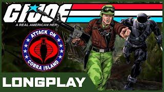 G.I. Joe: Attack on Cobra Island [PC Longplay] - SEGA Kidd