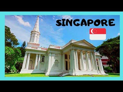 SINGAPORE, the historic 19th century Armenian (հայերեն) Church