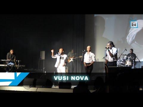 MUSIC: Vusi Nova