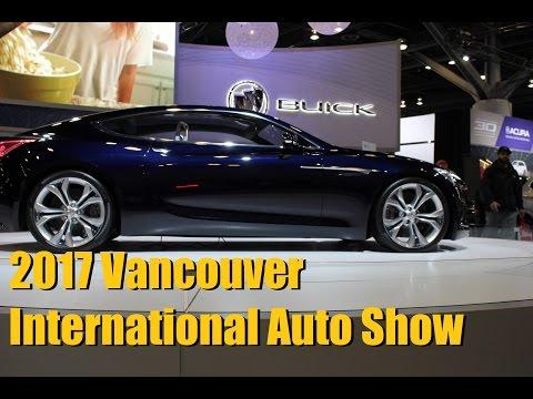 2017 Vancouver International Auto Show