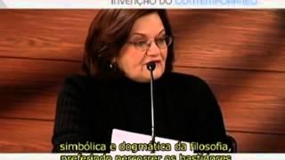 Café Filosófico: Pensamentos rebeldes e heranças cruzadas - Elisabeth Roudinesco