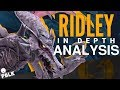 Smash Bros. Ultimate - Ridley In-Depth Analysis (Moveset, Frame Data, References)