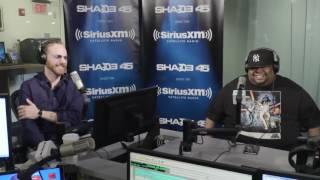 Eminem wishes Rude Jude & Lord Sear luck on their new shows // SiriusXM // Shade 45