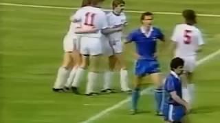 СПАРТАК - Памир (Душанбе, СССР) 6:2, Чемпионат СССР - 1989