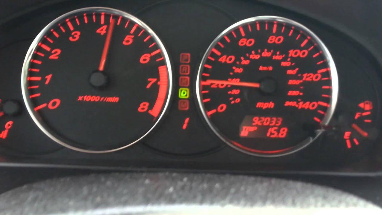 Mazda 6 V6 acceleration 0 60 mph