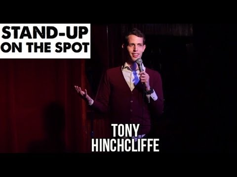 Tony Hinchcliffe: Coffee, Carrots, Jews & Juice (Improvised Stand ...