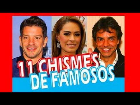 11 chismes imperdibles de famosos noticias recientes for Chismes de famosos argentinos 2016