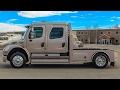 2007 FREIGHTLINER M2 106 HAULER TRUCK - Transwest Truck Trailer RV (Stock #: 5U160906)
