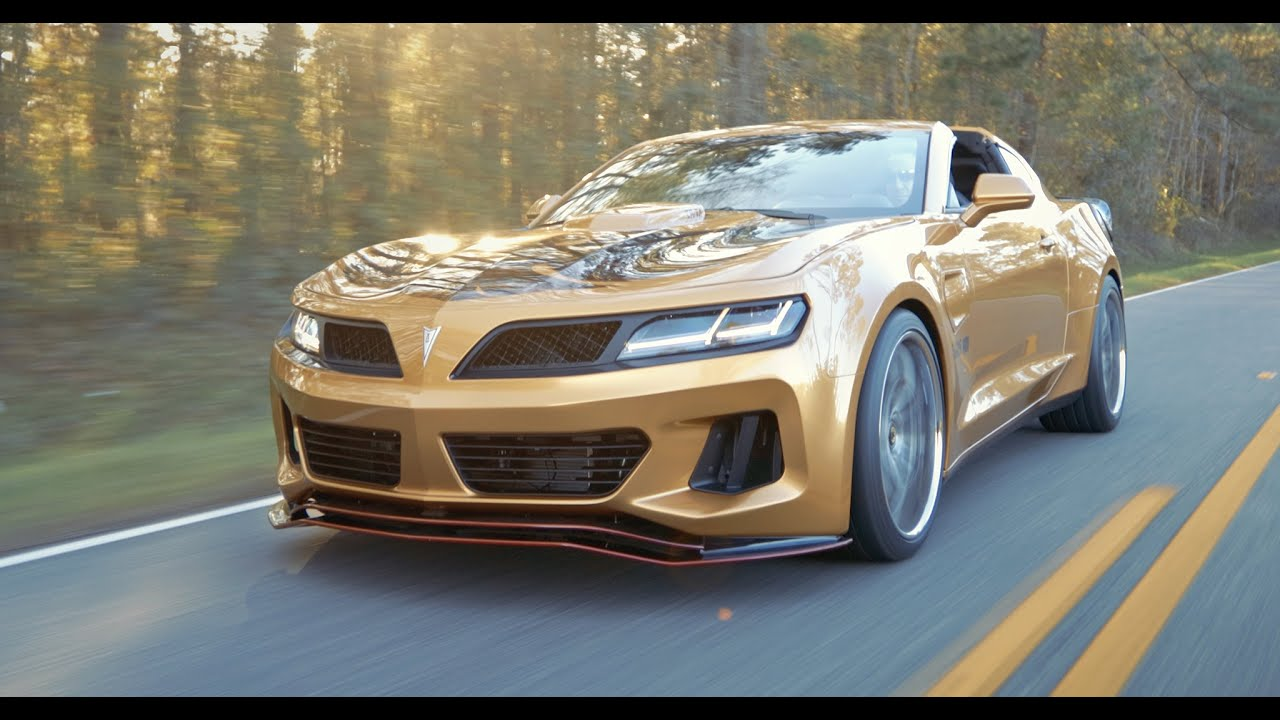 GOLD RUSH   [A Trans Am Documentary]