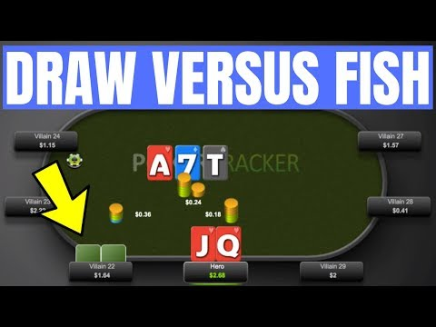 How To Play A DRAW Against A HUGE FISH