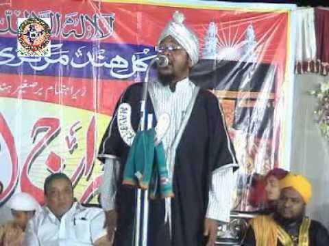 Allama Qari Sakhawat Hussain Barkati