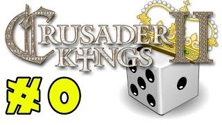 Crusader Kings II: Holy Fury - RANDOM WORLD