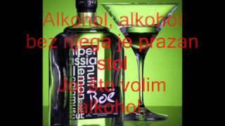 Grdović & Stavros-Alkohol KARAOKE