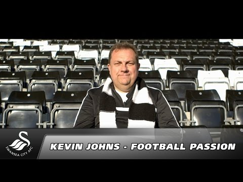 Swans TV - Kevin Johns : Football Passion